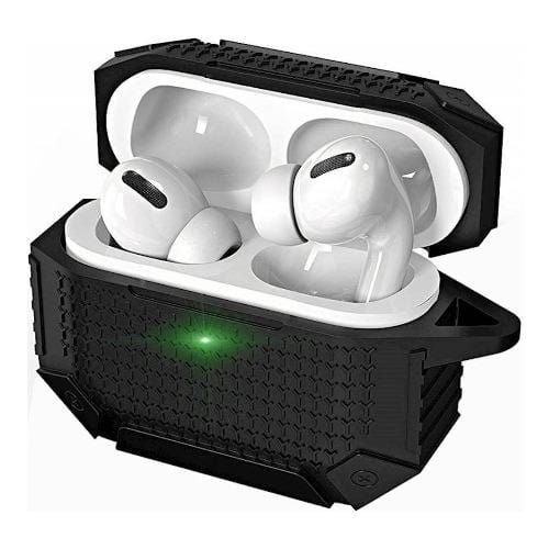 SaharaCase - Apple AirPods Pro - Armor Design Kit - Black - Sahara Case LLC