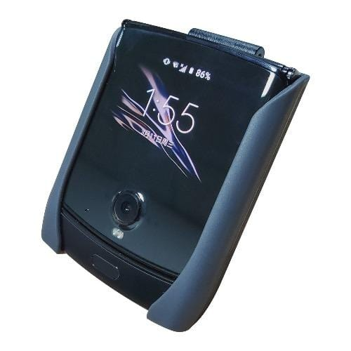 SaharaCase - Belt Clip Case - Motorola Razr (2020) - Scorpion Black - Sahara Case LLC