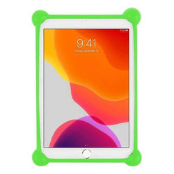 "SaharaCase - Bumper Protection Case - for Most Tablets up to 11"" - Green - Sahara Case LLC"
