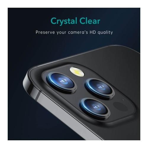 "SaharaCase - Camera Lens Protector (2 Pack) - for Apple iPhone 12 Pro Max 6.7"" - Sahara Case LLC"