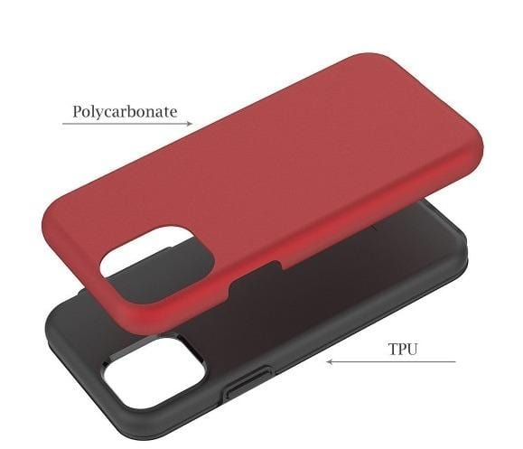 "SaharaCase - Classic Series Case - iPhone 11 Pro 5.8"" - Viper Red - Sahara Case LLC"
