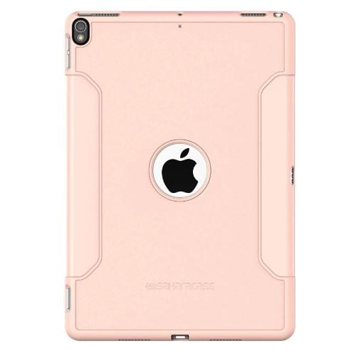 "SaharaCase Classic Case & Glass Screen Protection Kit - iPad Pro 10.5"" (2017) Desert Rose Gold - Sahara Case LLC"