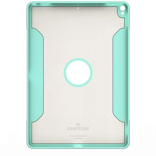 "SaharaCase Classic Case & Glass Screen Protection Kit - iPad Pro 10.5"" (2017) Oasis Teal - Sahara Case LLC"