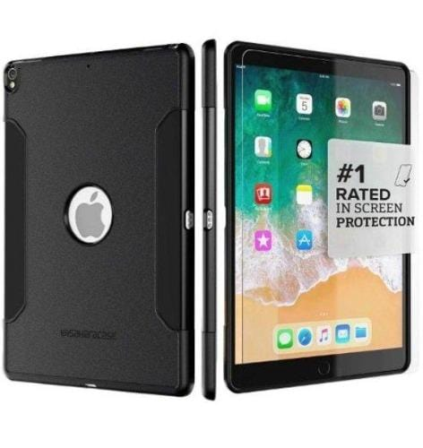 "SaharaCase Classic Case - iPad Pro 12.9"" (2017) Scorpion Black - Sahara Case LLC"