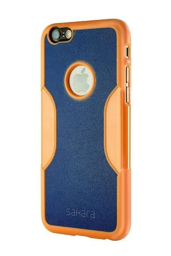 SaharaCase Classic Case & Glass Screen Protection Kit - iPhone 6/6s Plus Blazing Sun - Sahara Case LLC