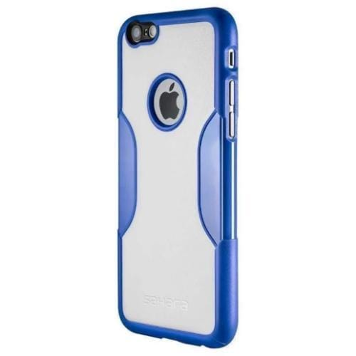 SaharaCase Classic Case & Glass Screen Protection Kit - iPhone 6/6s Plus - Blue White - Sahara Case LLC