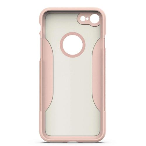 SaharaCase Classic Case & Glass Screen Protection Kit - iPhone 8/7 Rose Gold - Sahara Case LLC