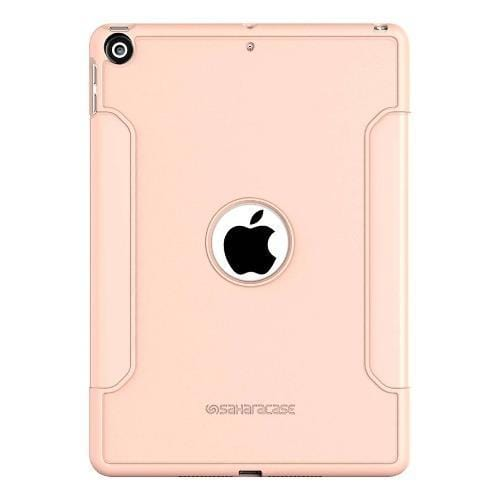"SaharaCase - Classic Case with Glass Screen Protector for Apple® iPad® 9.7"" - Rose Gold - Sahara Case LLC"