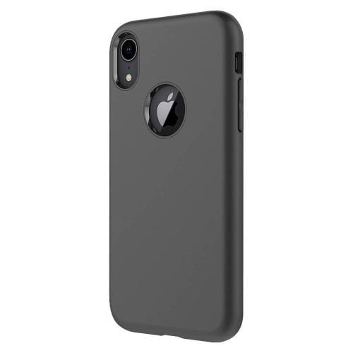 SaharaCase - Classic Series Case - Apple iPhone XR - Scorpion Black - Sahara Case LLC