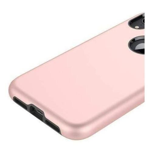 SaharaCase - Classic Series Case - Apple iPhone XS Max - Rose Gold - Sahara Case LLC