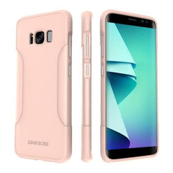 SaharaCase Classic Series Case for Galaxy S8 (2017) – Rose Gold - Sahara Case LLC