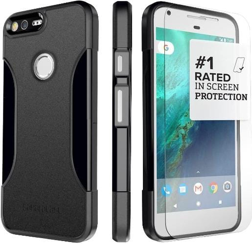 SaharaCase Classic Series Case - for Google Pixel XL Black - Sahara Case LLC