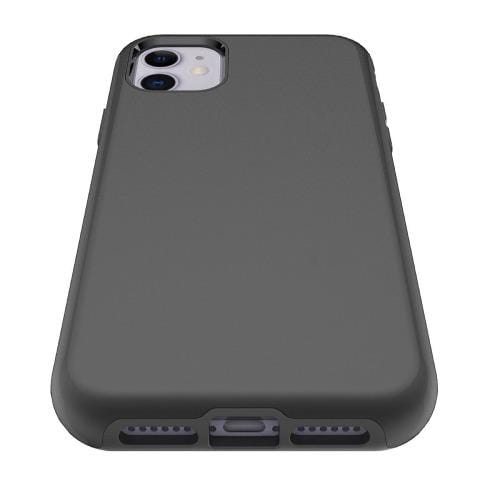 "SaharaCase - Classic Series Case - iPhone 11 6.1"" - Scorpion Black - Sahara Case LLC"