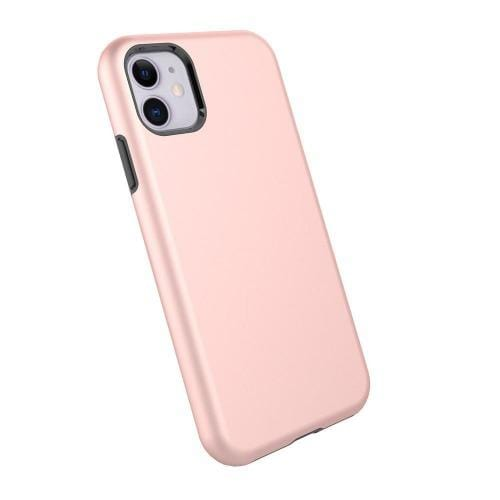 "SaharaCase - Classic Series Case - iPhone 11 6.1"" - Rose Gold - Sahara Case LLC"