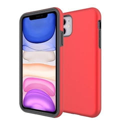 "SaharaCase - Classic Series Case - iPhone 11 6.1"" - Viper Red - Sahara Case LLC"