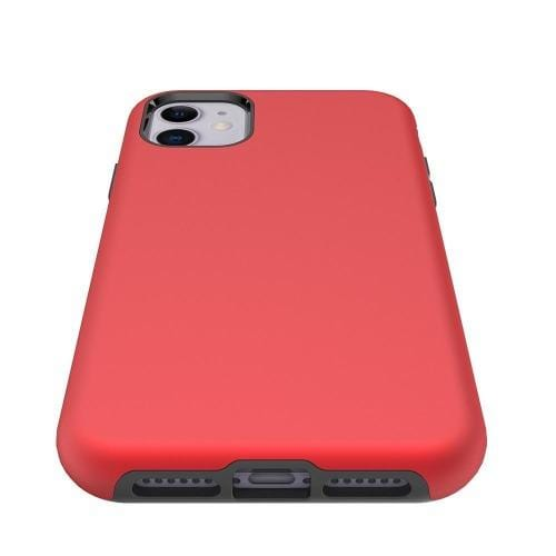 "SaharaCase Classic Series Case iPhone 11 6.1""- Viper Red - Sahara Case LLC"