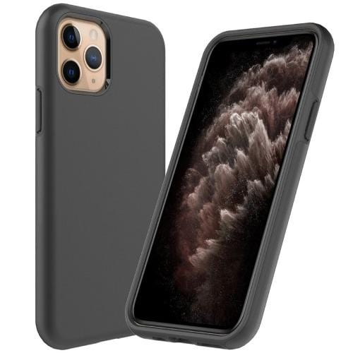 "SaharaCase Classic Series Case iPhone 11 Pro Max 6.5""- Black - Sahara Case LLC"