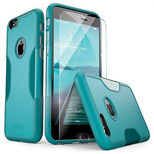 SaharaCase - Classic Series Case - iPhone 6/6s Plus - Oasis Teal - Sahara Case LLC