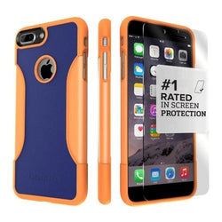 SaharaCase - Classic Series Case - iPhone 8/7 Plus - Blazing Sun - Sahara Case LLC