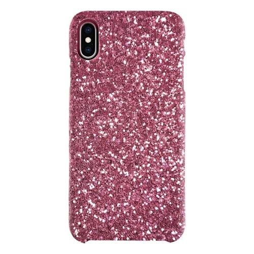 SaharaCase - Classic Series Sparkle Case - Apple iPhone XS Max - Rose Gold - Sahara Case LLC