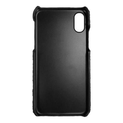 SaharaCase - Classic Series Sparkle Case - iPhone XS Max - Scorpion Black - Sahara Case LLC