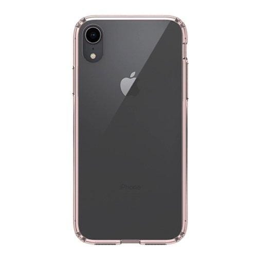 SaharaCase - Crystal Series Case - Apple iPhone XR - Clear Rose Gold - Sahara Case LLC