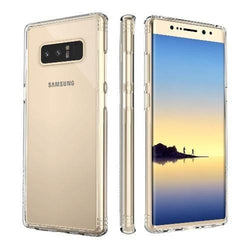 SaharaCase Crystal Series Case for Galaxy Note 8 (2017) – Clear - Sahara Case LLC