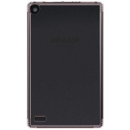 SaharaCase Crystal Series Case for Kindle Fire 7 - Clear Rose Gold - Sahara Case LLC