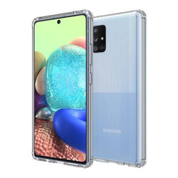 SaharaCase - Crystal Series Case - for Samsung Galaxy A71 5G - Clear - Sahara Case LLC