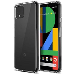 SaharaCase Crystal Series Case - for Google Pixel 4 XL - Clear - Sahara Case LLC