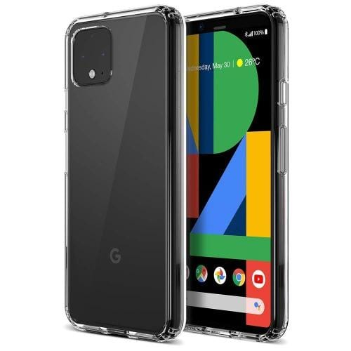 SaharaCase Crystal Series Case Google Pixel 4 XL - Clear - Sahara Case LLC