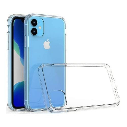"SaharaCase - Crystal Series Case - iPhone 11 6.1"" - Clear - Sahara Case LLC"