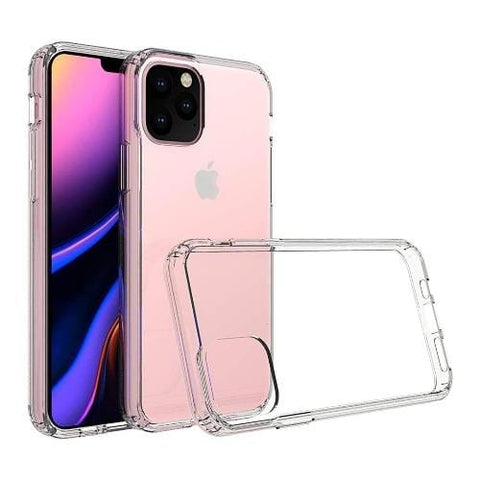 "SaharaCase - Crystal Series Case - iPhone 11 Pro Max 6.5"" - Clear"