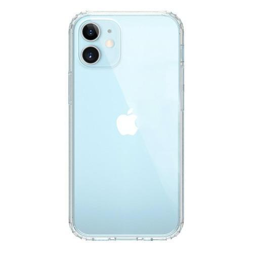 "SaharaCase - Crystal Series Case - iPhone 12 Mini 5.4"" - Clear - Sahara Case LLC"