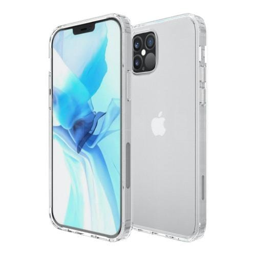 Clear iPhone 12 Pro Max Case - Hard Shell Series