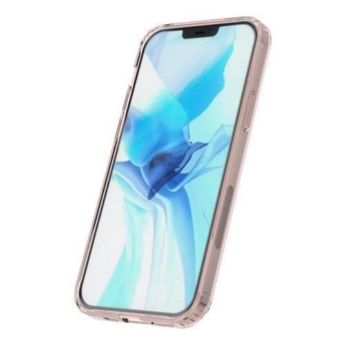 "SaharaCase - Crystal Series Case - iPhone 12 Pro Max 6.7"" - Clear Rose Gold - Sahara Case LLC"