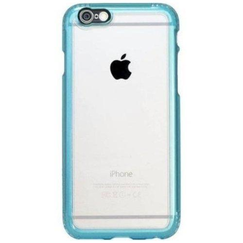 SaharaCase - Crystal Series Case - iPhone 6/6s - Clear Aqua - Sahara Case LLC