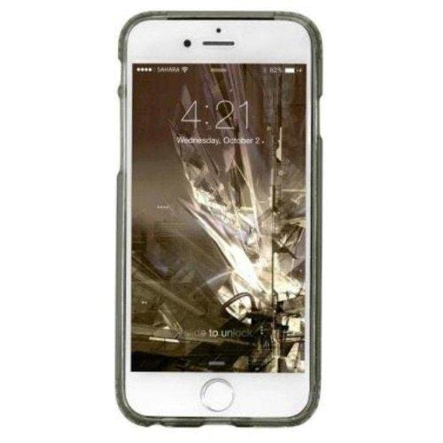 SaharaCase - Crystal Series Case - iPhone 6/6s - Clear Black - Sahara Case LLC