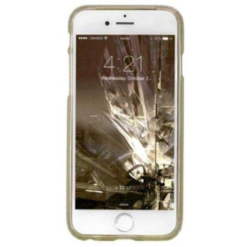 SaharaCase - Crystal Series Case - iPhone 6/6s - Clear Gold - Sahara Case LLC