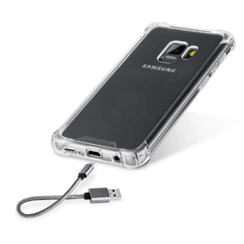 SaharaCase Crystal Series Case Only - Samsung Galaxy S9 Clear - Sahara Case LLC