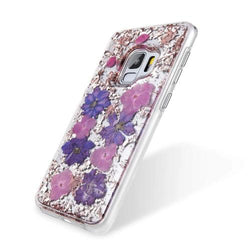 SaharaCase Crystal Series Case Only - Samsung Galaxy S9 Clear Desert Flower - Sahara Case LLC