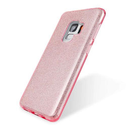 SaharaCase Crystal Series Case Only - Samsung Galaxy S9 Sparkle Desert Rose - Sahara Case LLC