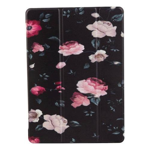"SaharaCase - Custom Design Smart Folio Case for Apple® iPad® 9.7"" (6th Generation 2018) - Flower Pink - Sahara Case LLC"