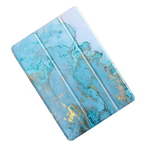 "SaharaCase - Custom Folio Case for Apple iPad Pro 10.5"" and iPad Air 10.5"" 2019 - Blue Marble - Sahara Case LLC"