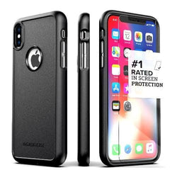 SaharaCase - dBulk Series Case - iPhone X/XS - Scorpion Black - Sahara Case LLC