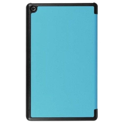 SaharaCase - Folio Case for Amazon Kindle HD 8 (2017/2018) - Aqua - Sahara Case LLC