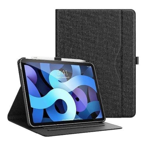 "SaharaCase - Folio Case for Apple iPad Air 10.9"" (4th Generation 2020) - Black - Sahara Case LLC"