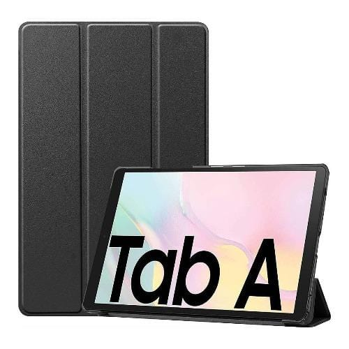 SaharaCase - Folio Case - for Galaxy Tab A7 - Black - Sahara Case LLC