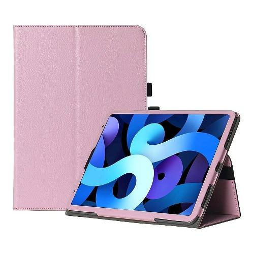 "SaharaCase - Folio Case - for iPad Air 10.9"" (4th Gen 2020) - Pink - Sahara Case LLC"