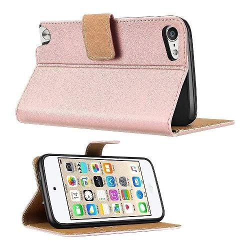 SaharaCase Folio Series Case - for Apple iPod Touch (6th and 7th Gen) - Pink - Sahara Case LLC